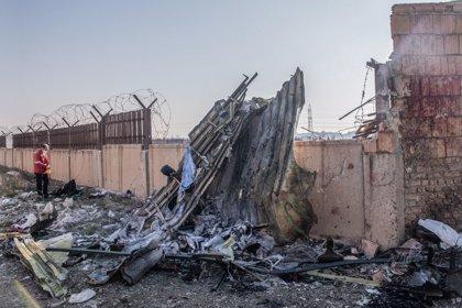 Trudeau advierte de que las pruebas indican que el avión ucraniano siniestrado fue derribado por un misil iraní