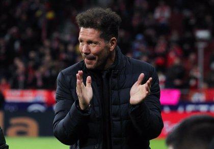 """Simeone: """"El segundo gol anulado fue su frustración; y nuestra ilusión, su decepción"""""""