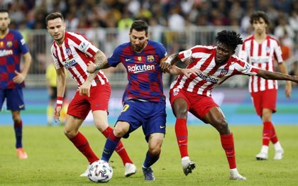 """Messi, sobre las críticas a Valverde: """"Es normal que, cuando hay derrota, la gente diga cosas"""""""