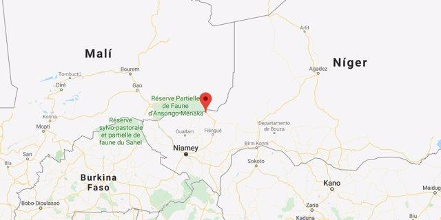 Chinagora, en Níger.
