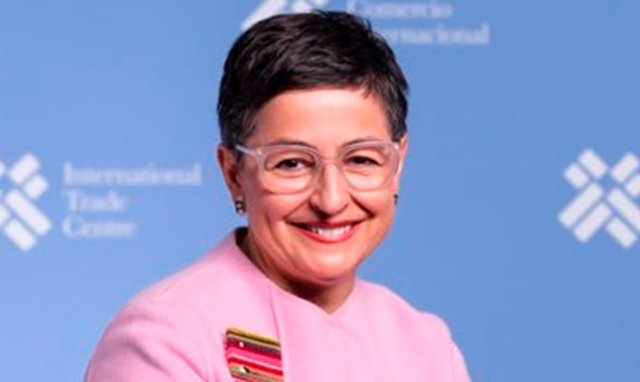 Imatge d'Arancha González Laya, nova ministra d'Exteriors