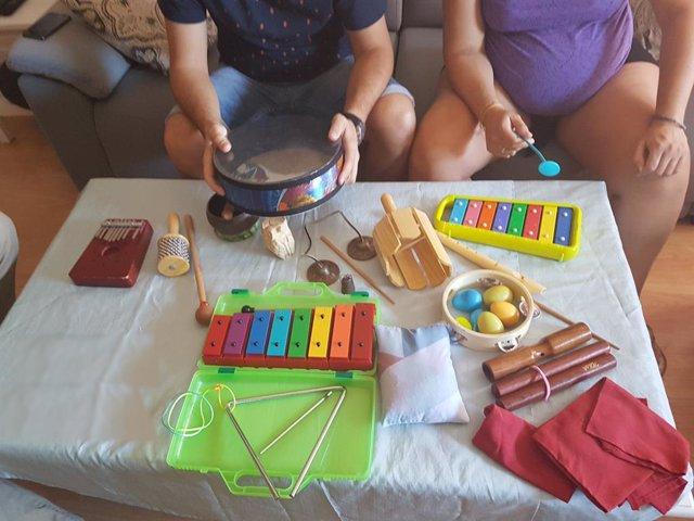 Musicoterapia para embarazadas