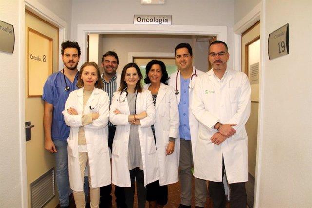 El Macarena participa en un ensayo clínico internacional contra cáncer de mama avanzado que prolonga la supervivencia
