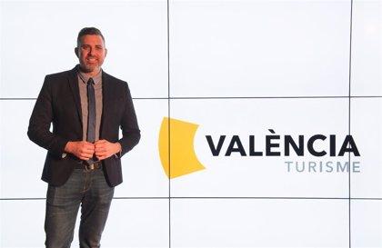 """La nueva imagen de Valncia Turisme apuesta por la """"versatilidad"""" y se estrenará en Fitur"""