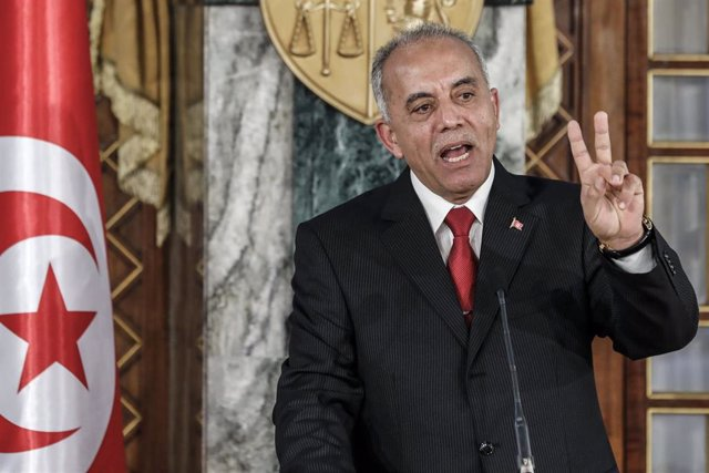 El primer ministro designado de Túnez, Habib Jemli.