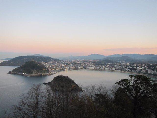 San Sebastián, Premio Premio Europa 2019 por su contribución en la difusión de los valores de la construcción europea