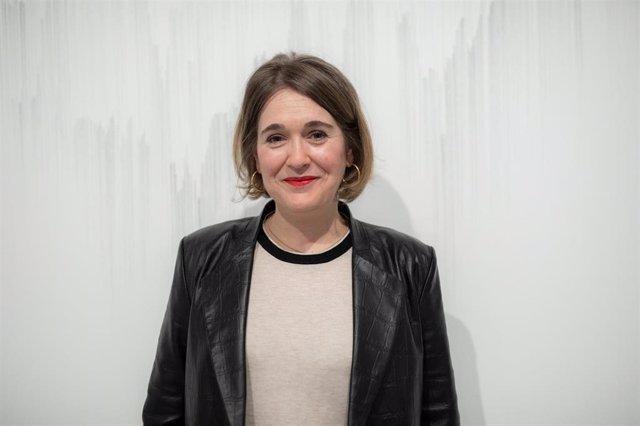 La consejera de Cultura de la Comunidad de Madrid, Marta Rivera de Ciudadanos posa durante una entrevista para Europa Press, en la Consejería, en Madrid (España), a 8 de enero de 2020.