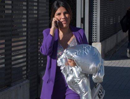 Isa Pantoja deja la 'pelota' de la reconciliación en el tejado de Kiko Rivera