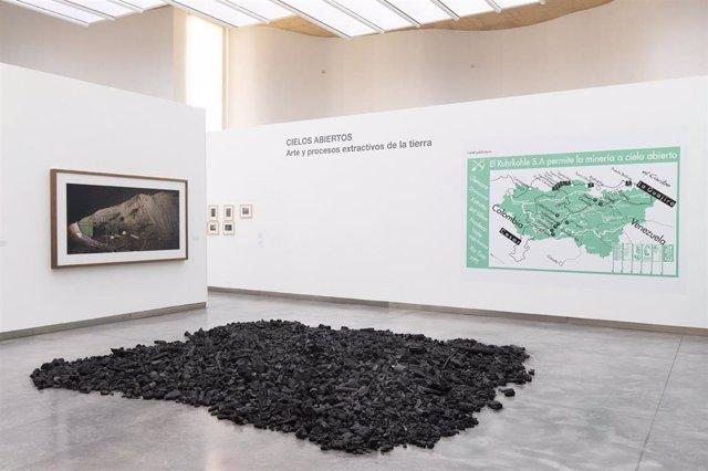 El Centro de Arte y Naturaleza de Huesca amplía su temporada expositiva dedicada a la minería.