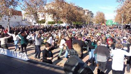 Patiño celebra este domingo el XXXII Encuentro de Cuadrillas con música, bailes y 100.000 pelotas