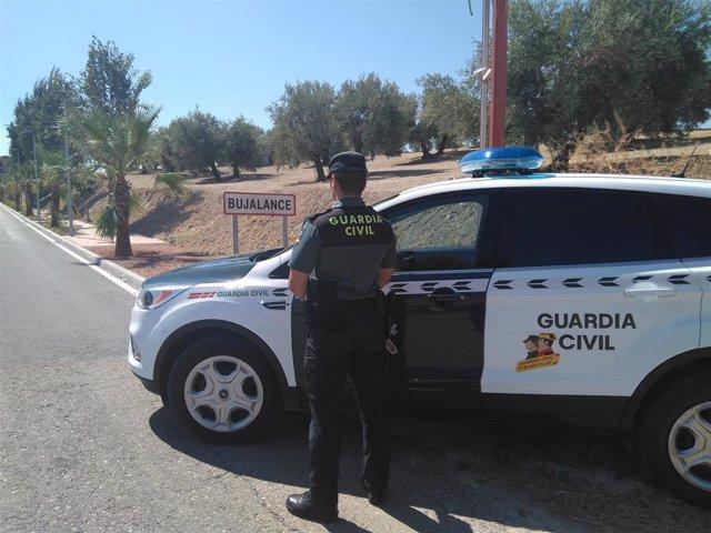 Guardia Civil en Bujalance