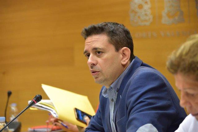El vicesecretario regional del PPCV, José Juan Zaplana,