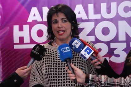 """Rodríguez evita valorar """"filtraciones"""" y pide al futuro Gobierno """"valentía"""" frente a """"ruidos de sables"""" de la derecha"""