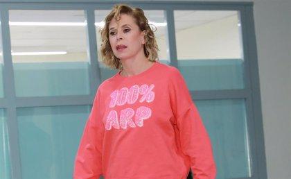 Ágatha Ruiz de la Prada huye de las preguntas sobre Luis Miguel Rodríguez