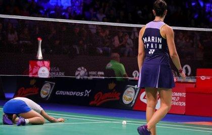 Carolina Marín, eliminada en las semifinales del Malaysia Masters