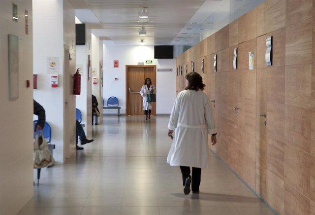 Centro hospitalario.