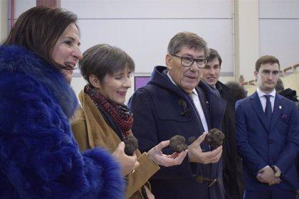 """La Feria de la Trufa de Vera del Moncayo alcanza su """"madurez"""" y se incorpora al calendario ferial de Aragón"""