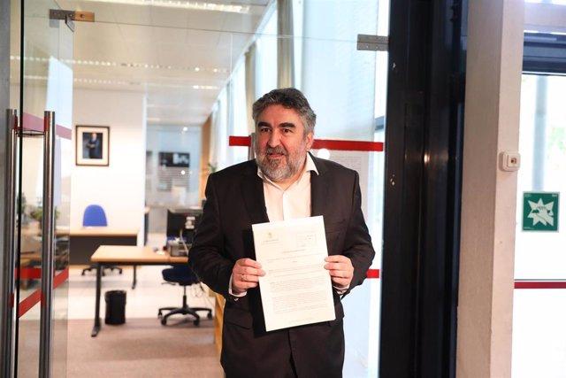AMP.- José Manuel Rodríguez Uribes, nuevo ministro de Cultura y Deportes