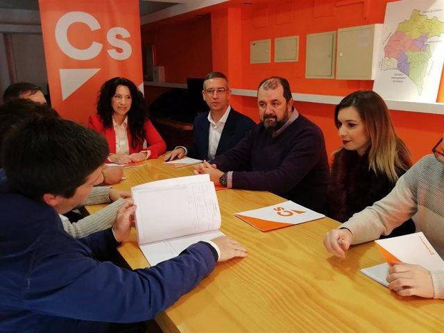La Parlamentaria De Ciudadanos (Cs) Por Huelva Y Consejera De Igualdad, Políticas Sociales Y Conciliación, Rocío Ruiz, Este Sábado