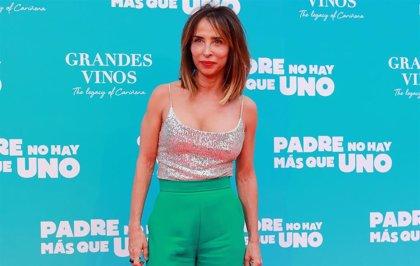 María Patiño se enfada con su programa 'Socialité'