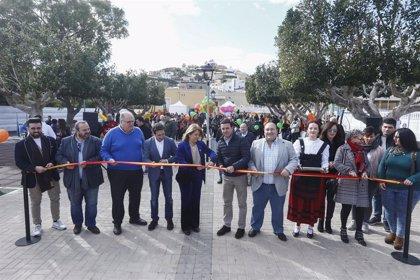 Diputación de Almería y Gádor inauguran el Parque de las Familias, el primero accesible del municipio