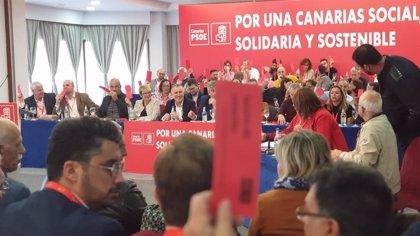 El PSOE de Canarias refrenda por unanimidad la gestión de Ángel Víctor Torres