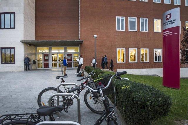Universidad de La RIoja Edificio Quintiliano