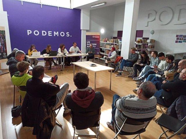 Consejo Ciudadano de Podemos Baleares.