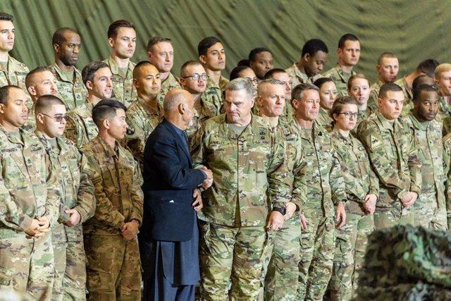 Militars nord-americans a Bagram