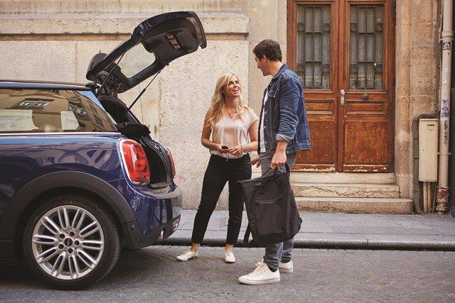 Recurso de coche compartido (conductor, viaje)