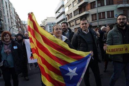 """Otegi dice que """"la demanda de la libertad de los presos y la vuelta de exiliados es también agenda vasca"""""""