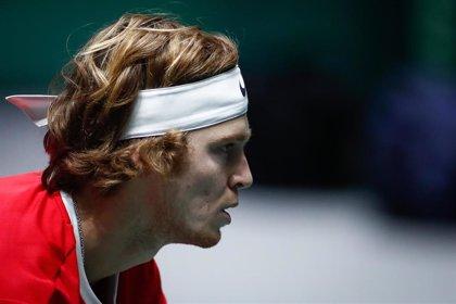 Rublev se lleva en Doha el primer título ATP de la temporada