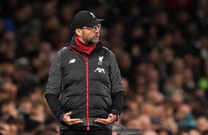 La marcha triunfal del Liverpool despacha al Tottenham