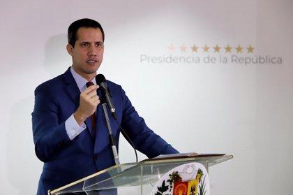 """Guaidó califica de """"inverosímil"""" una negociación con el Gobierno de Maduro"""