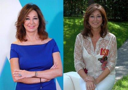 Ana Rosa Quintana cumple 64 años y 15 en su programa, ¿ha cambiado tanto?