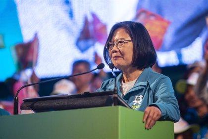 Tsai apuesta por estrechar las relaciones con Japón y Estados Unidos