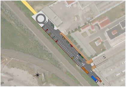 Las obras de mejora de la calle Peña Labra, en Candina, comenzarán en marzo