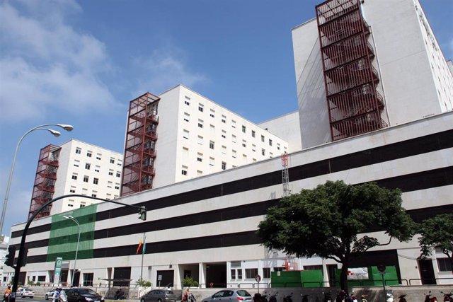 Hospital Puerta del Mar, Cádiz
