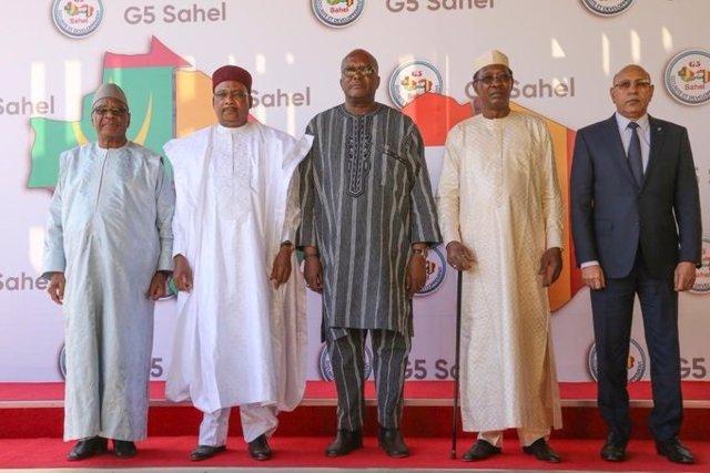 Cumbre de líderes del G5 Sahel en Niamey