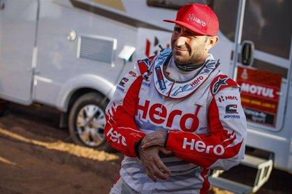 Fallece el portugués Paulo Gonçalves tras una caída en el Rally Dakar