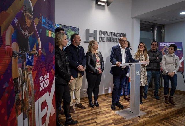 La 'Huelva Extrema' se presenta el martes en Faro.