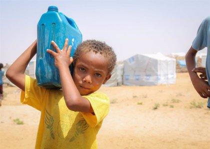 Igualdad destina 300.000 euros a Yemen por la grave emergencia humanitaria que vive el país a causa de la guerra