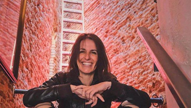 La escritora Pilar Ruiz Costa.