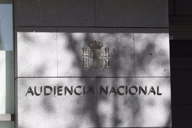 Sede de la Audiencia Nacional de la calle Génova