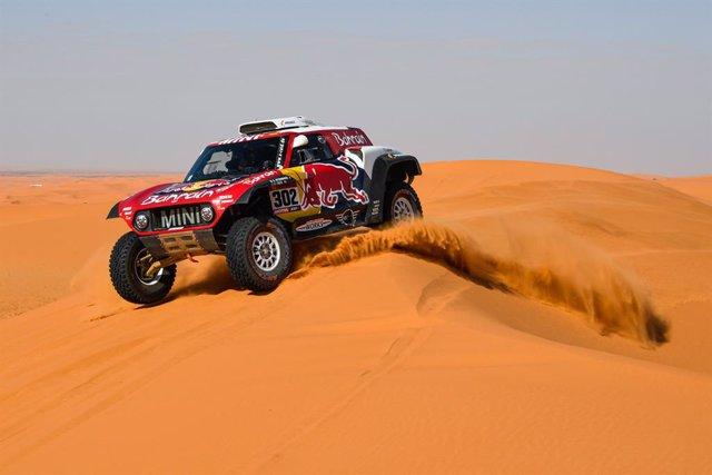 AV.- Rally/Dakar.- Triunfos de Peterhansel en coches y Barreda en motos durante