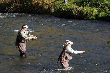 La temporada de pesca en La Rioja incorporará dos nuevos cotos intensivos en el Perdiguero y Tricio