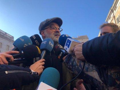 Riera (CUP) critica que la Conselleria de Interior autorice una manifestación de Vox en Barcelona
