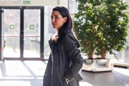 """Vox reprende al PP por """"dejarle solo"""" para hacer frente al """"comunismo"""" de Sánchez y desde Madrid defenderá la """"libertad"""""""