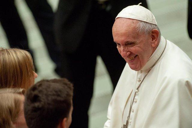 """El Papa: """"No es un buen discípulo el que se pavonea"""""""
