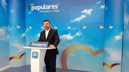 """El PP-A expone al Gobierno su decálogo de reclamaciones para Andalucía, """"atacada"""" por los """"incumplimientos"""" de Sánchez"""